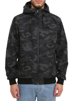Gridstop Frost Jacket [camou black]