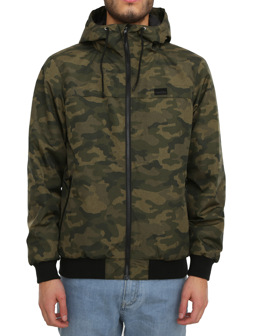 Gridstop Frost Jacket [camou olive]