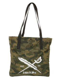 Gridstop Shopper [camou olive]