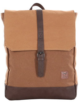 Heavy Backpack [brown mel.]