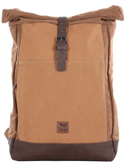 Heavy Rolltop [brown mel.]
