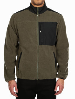 Hikester Track Jacket [black olive]