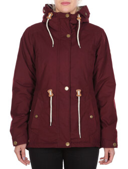 Hopi Kishory Jacket [red wine]