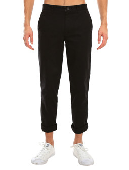 ID Straight Chino L32 [black]