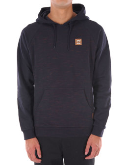 Injection Hoody [navy yellow]