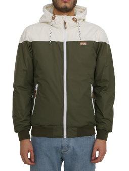 Insulaner Jacket [olive white]