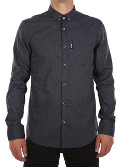 Irie City LS Shirt [anthra mel.]