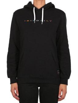 Iriecolor Hoodie [black]