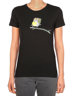 It Birdy Tee [black]
