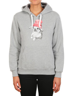 It Hasi Hooded [grey-mel.]
