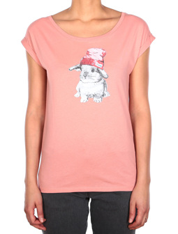 It Hasi Tee [peach pink]