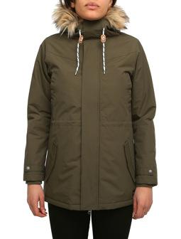 Jil Koerte Jacket [d olive]