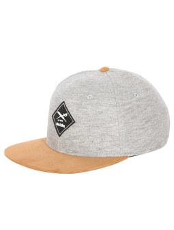 Jugga Snapback [grey-mel.]