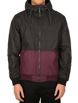 Juncture Jacket [aubergine]