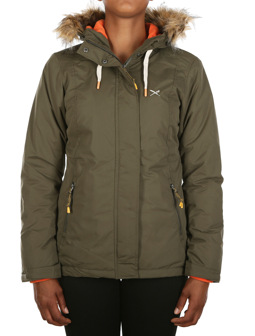 Kishory Flow Jacket [olive]