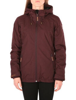 Kishory Segler Jacket [red wine]