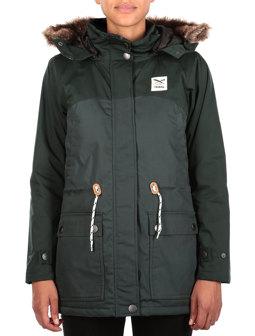 Koerte Jacket [dark green]