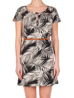 La Palma Dress [black]