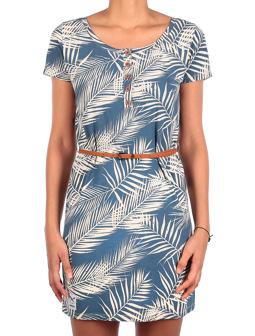 La Palma Dress [thunder blue]