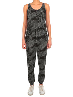 La Palma Jumpsuit [black-anthra]
