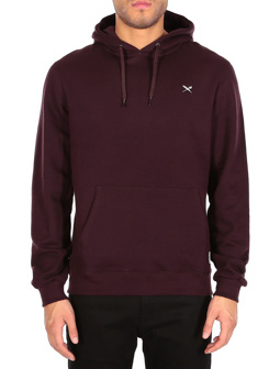 Mini Flag 2 Hoody [aubergine]