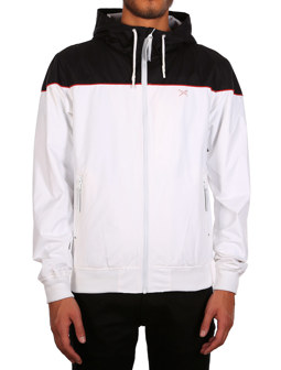 Mini Flag Deck Jacket [white]