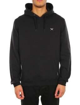 Mini Flag Hoody [black]