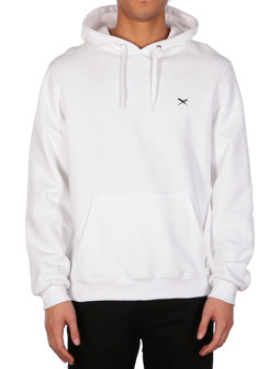 Mini Flag Hoody [white]
