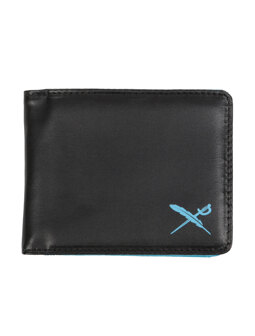 Mixed Flag Wallet [black]