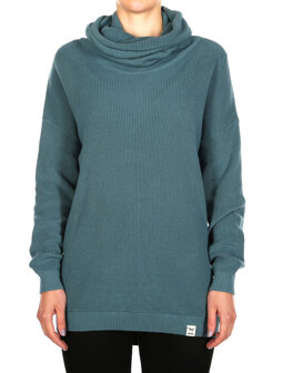 Mock Turtle Knit [beryl]