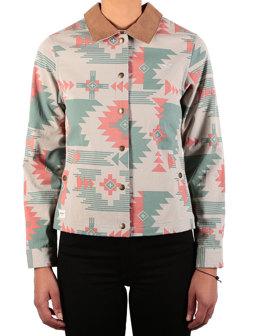 Navania Shirt Jacket [silvergrey]