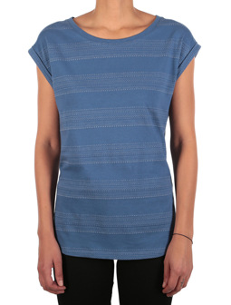 Neila Tee [dusty blue]
