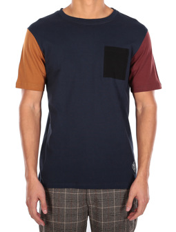 Nomadic Pocket Tee [navy]