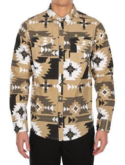 Nomado LS Shirt [khaki]