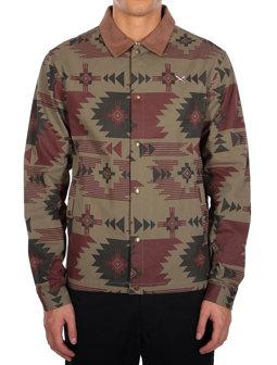 Nomado Shirt Jacket [olivegrey]