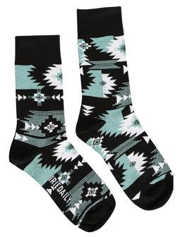 Nomado Sock [dark beryl]