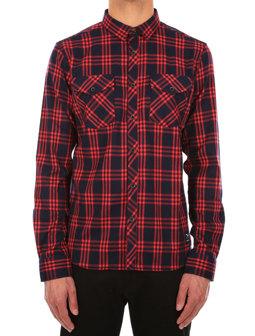 Old Fella Shirt [dark red]