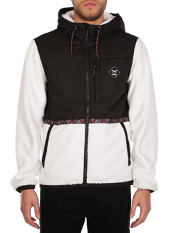 On Top Hood Jacket [black]
