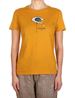 Oopsy Tee [gold yellow]
