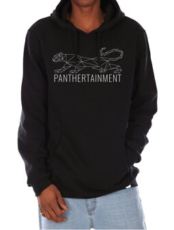 Panthertainment Hoodie [black]