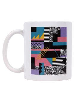 Pattern Mug [white]