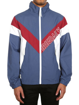 Prime Track Jacket [thunder blue]