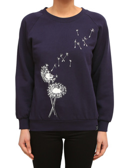 Pusteblume Sweat [navy]