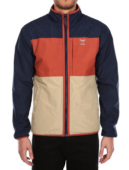 Rechange Jacket [navy orange]