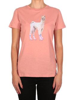 Rolama Tee [peach pink]