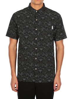 Sambasa SSL Shirt [black]