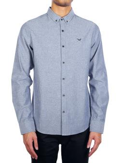 Samuel LS Shirt [jeansblue]