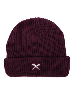 Shelter Heavy Beanie [earth red]