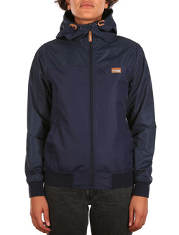 Spice Dot Jacket [navy]
