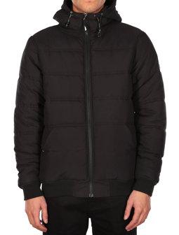 Step Em Hood Jacket [black]